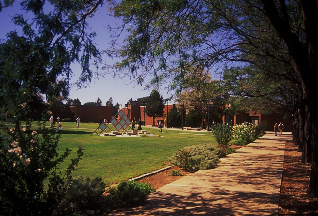 ENMU Campus View