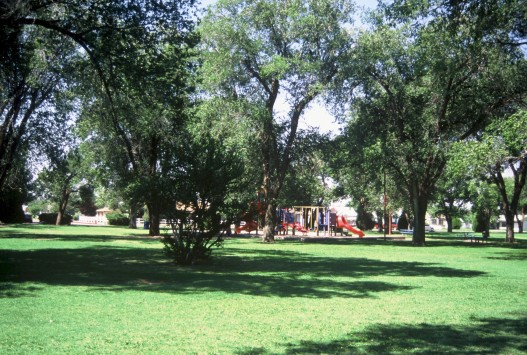 City Park, City of Portales