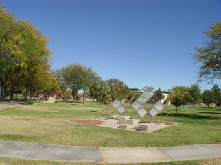 Eastern New Mexico University Campus Scene