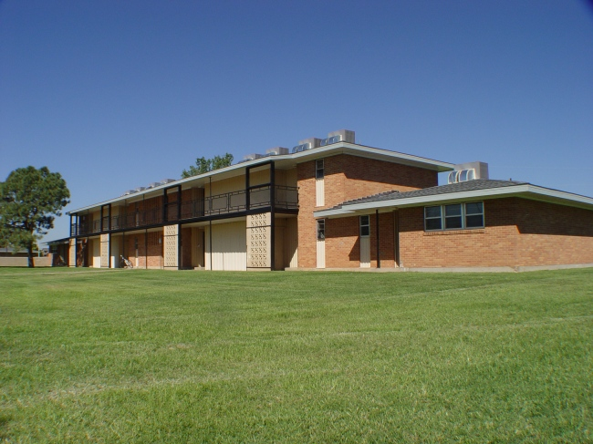 Eastern New Mexico University West Campus Housing ENMU