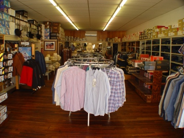 Skinners Western Wear, Portales Business