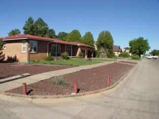 Homes in Portales