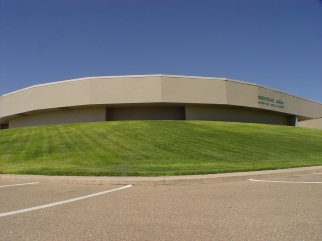 ENMU Greyhound Arena